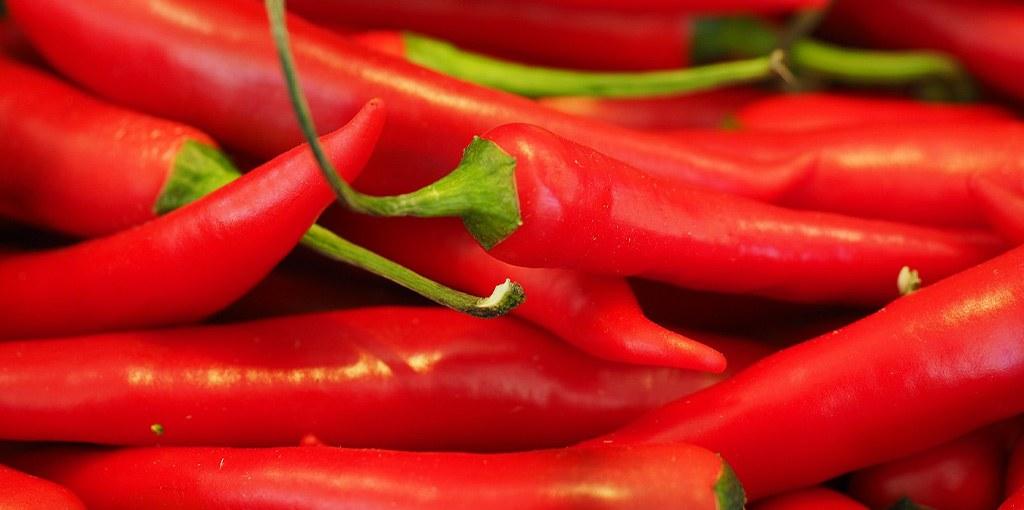 hete peper