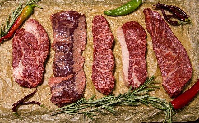 hoeveelheid vlees