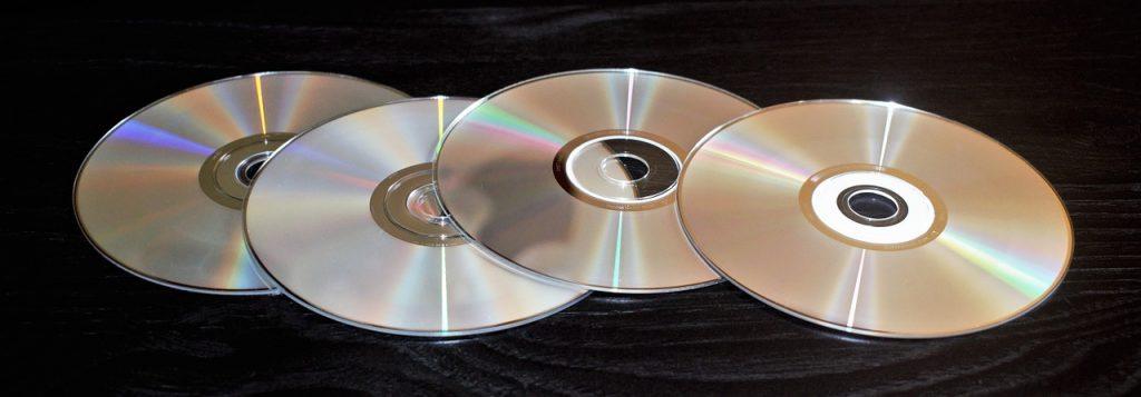 CD schoonmaken