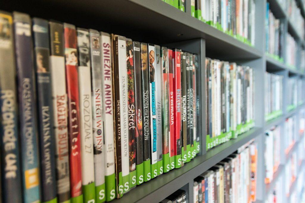 CDs en DVD goed opbergen