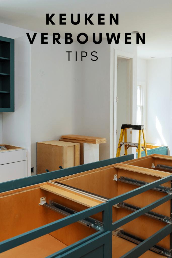 Keuken verbouwen tips