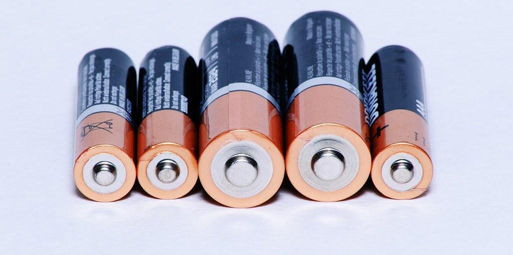 controleren of batterijen nog goed zijn