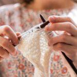 afmetingen kindersjaal voor het breien